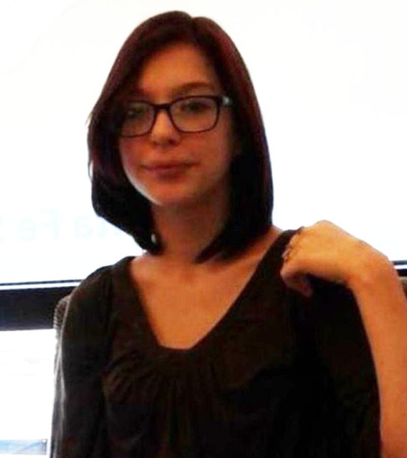 Shana Fisher, age 16